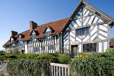 arden house, stratford-upon-avon. shakesspeare tour
