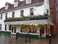 Polly Tea Rooms Salisbury, English tearoom tour