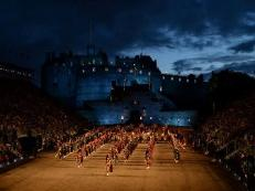 royal edinburgh military tattoo, small group scotland tour
